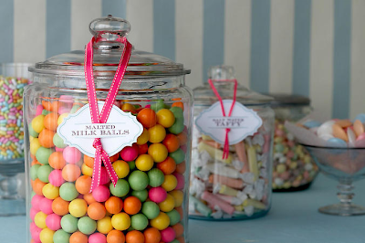 Amy Atlas candy jars