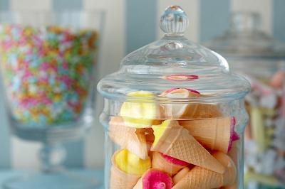 Amy Atlas candy jars