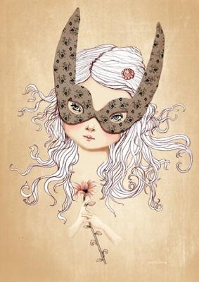 Lila Renard by Matilou