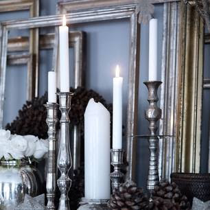 Marianne Brandi and Keld Mikkelsen's candles