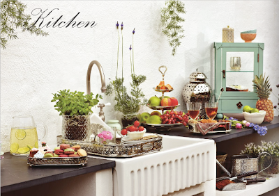 Kitchen by Lisbeth Dahl