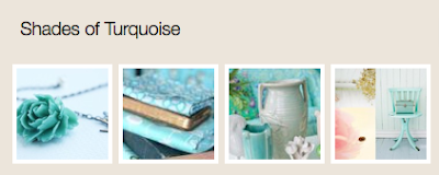 Shades of turquoise on Pinterest by Torie Jayne