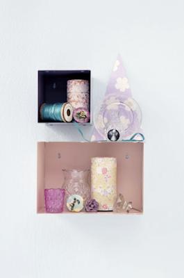 Duse pasteller by Trine Thorsen
