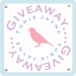 Torie Jayne Giveaway