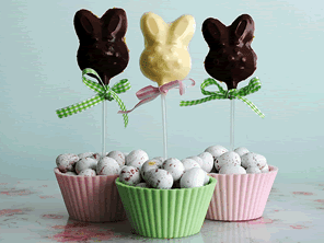 Easter chocolates by Torie Jayne