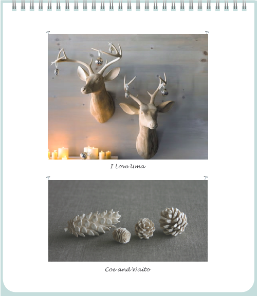Winter Woodland Christmas Theme by Torie Jayne