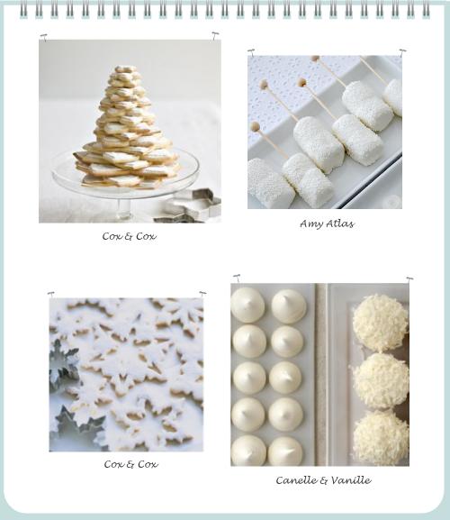 Winter Woodland Dessert Table Ideas by Torie Jayne