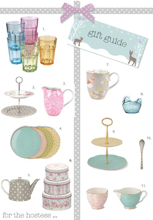 Pretty Tea & Cakes by Torie Jayne