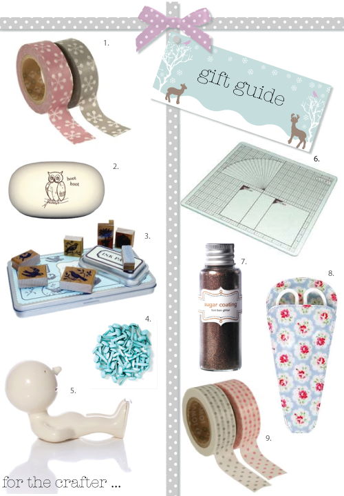 Stylish Craft Supplies by Torie Jayne