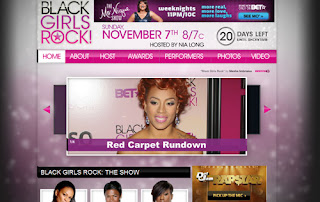 Black Girls Rock Awards