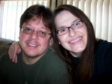 My husband Jeff & Me