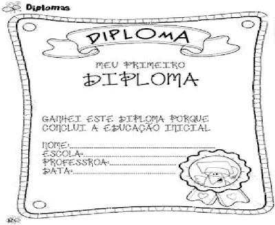diplomas para imprimir. ANIMADO! para imprimir