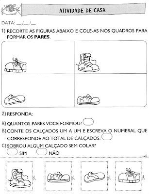 Atividades+para+Casa+(63) Atividades de matemática. para crianças