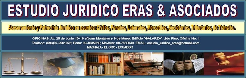 ESTUDIO JURIDICO ERAS & ASOCIADOS