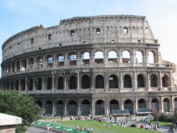 7. coliseu de Roma