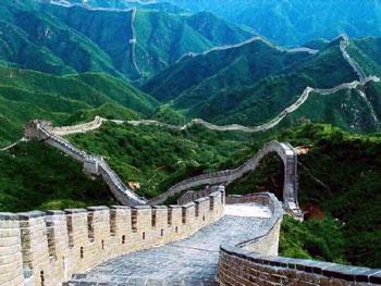 6. muralha da China