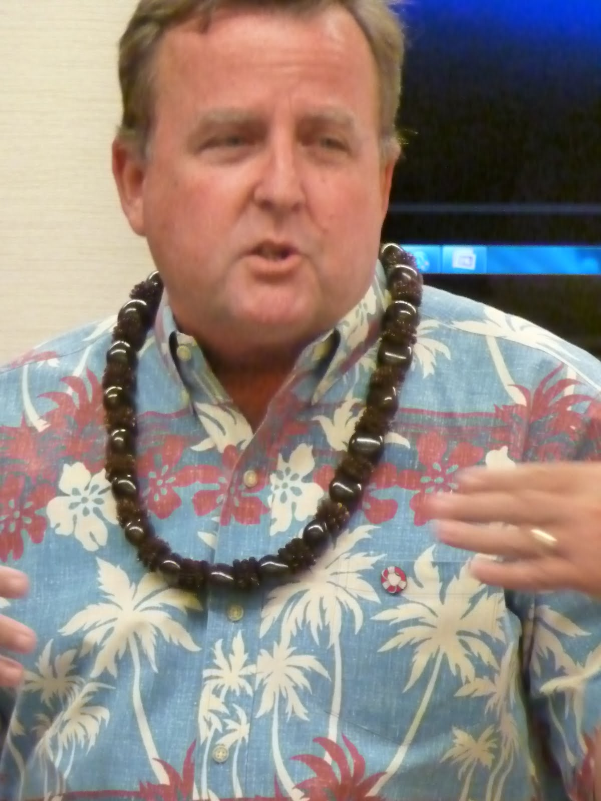 ... of the Hawaii state senate and candidate for Hawaii lieutenant governor.