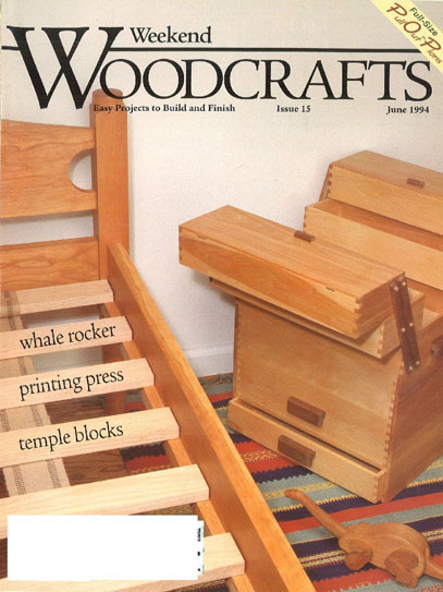 weekend woodcrafts magazine
