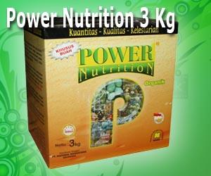 power nutrition pupuk khusus tanaman buah