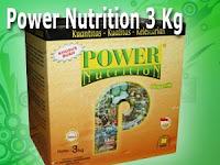 Power Nutrition 3Kg