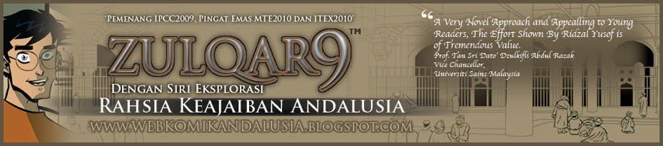 Webkomik Andalusia