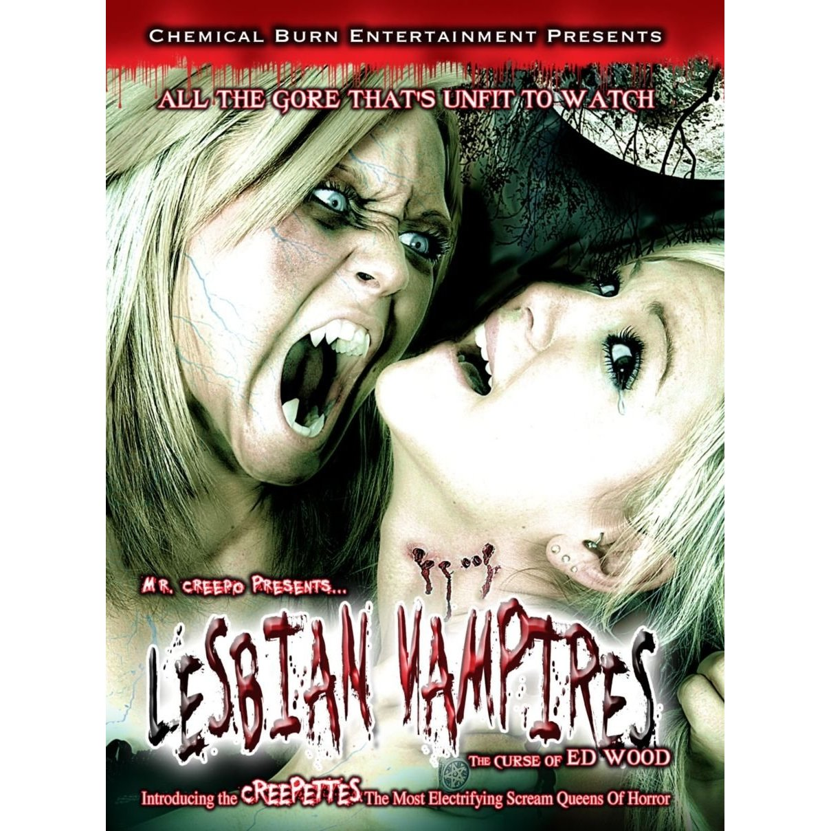 Vampires porn dvd adult pic
