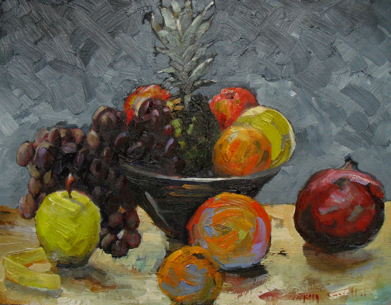 Famous Fruit Still Life Paintings