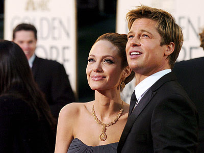 angelina jolie and brad pitt photo. rad pitt and angelina jolie