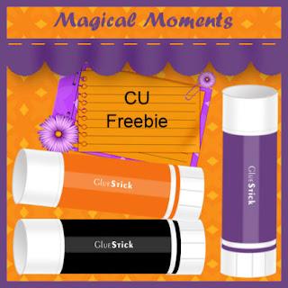 CU Gluestick Freebie