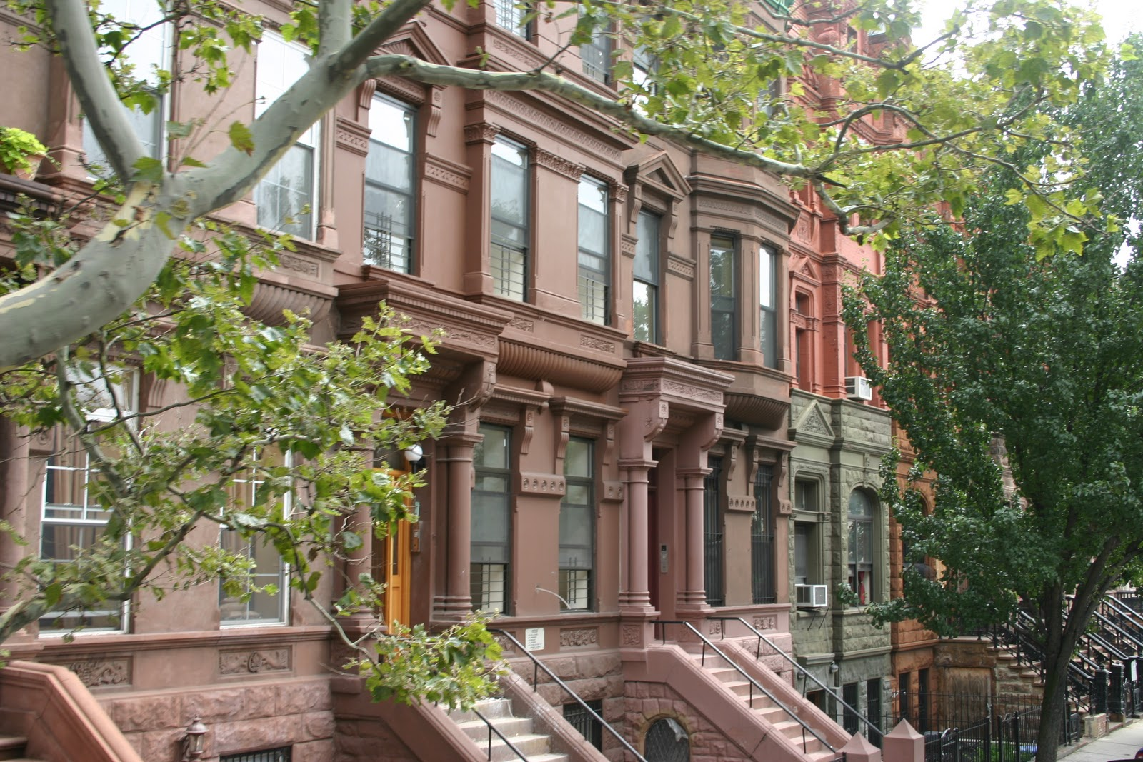 new york brownstone brownstone life pinterest