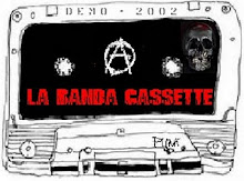 BANDA CASSETE-PUNK DE LAS ENTRAÑAS