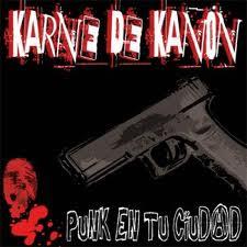 KARNE DE KAÑON-PUNK EN TU CIUDAD