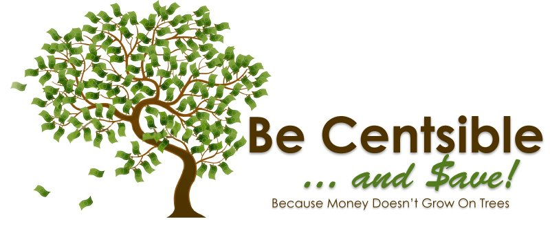 Be Centsible...and Save