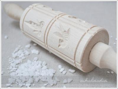 foremki do ciastek - forma do springerle