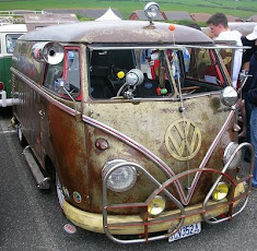Cool VW Camper Vans