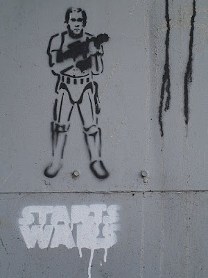 Cool Star Wars Tattoos. 40 Cool Star Wars Graffiti
