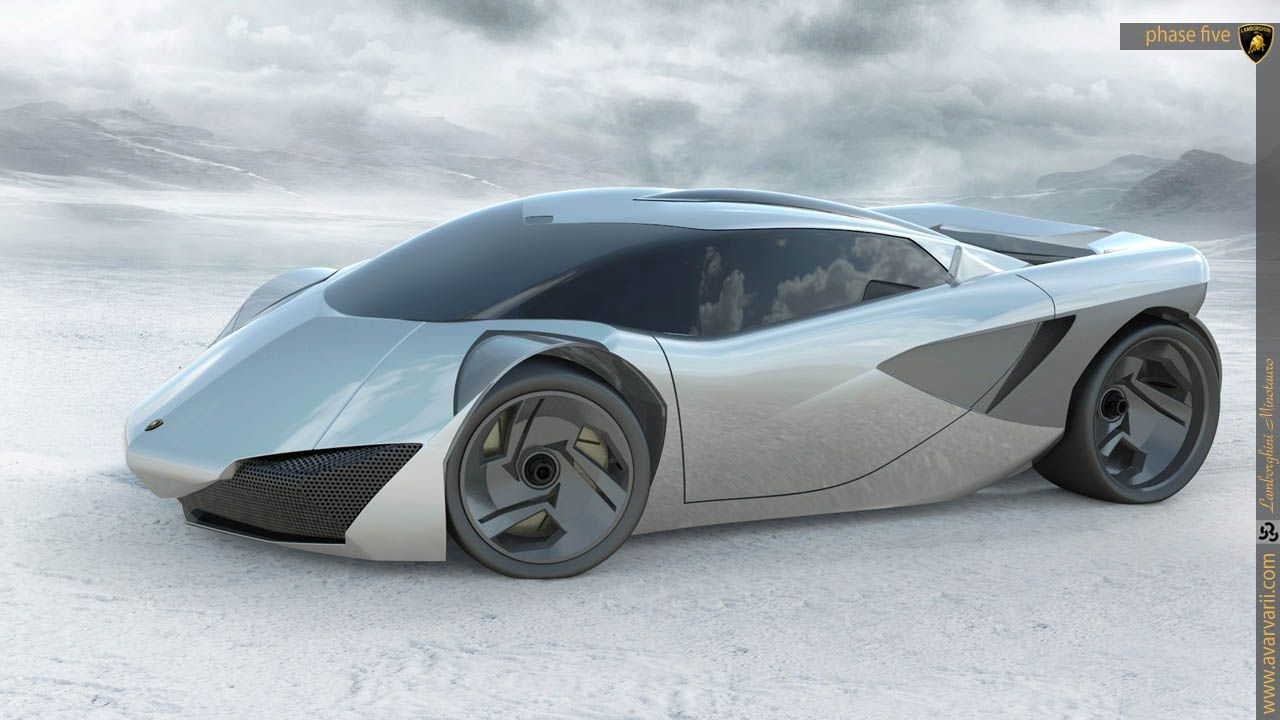 top cool cars: cool lamborghini concept car - minotauro