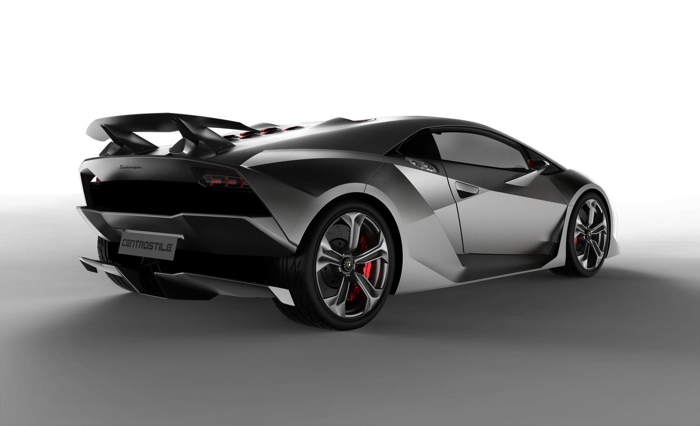 Top Cool Cars Lamborghini Sesto Elemento Super Cool Concept Car