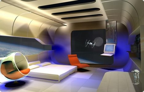 For The Geeky Traveller The Hotel Room Of The Future