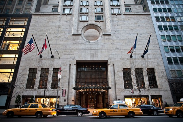 Top 10 highest hotels in new york travelphant for Top design hotels new york