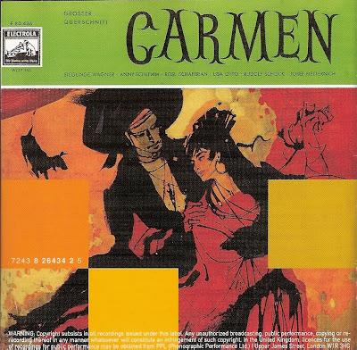 Georges Bizet - Artur Rodzinski - Carmen-Suite Nr. 1 Und Nr. 2 / L'Arlesienne-Suite Nr. 1 Und Nr. 2