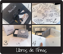 se van agregando...Libros de Firmas para nuestras novias.