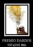 """PREMIO: """"DARDOS"""""""