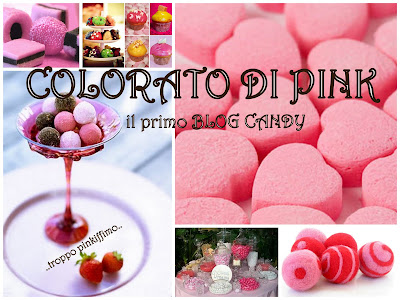 Candy tutto PINK