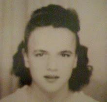 My mom........