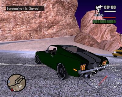 Ford Mustang Rapido Y Furioso 3