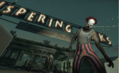 l4d2 clown in zombieland