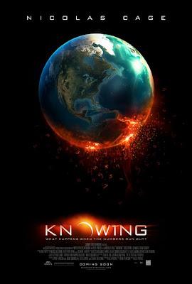Knowing/Presagio/ Señales del futuro