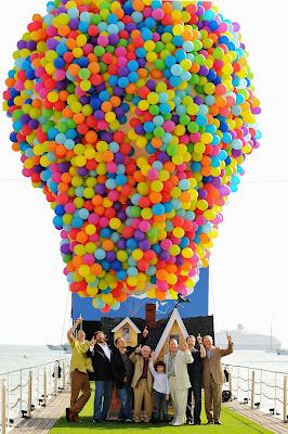 Up abre Cannes