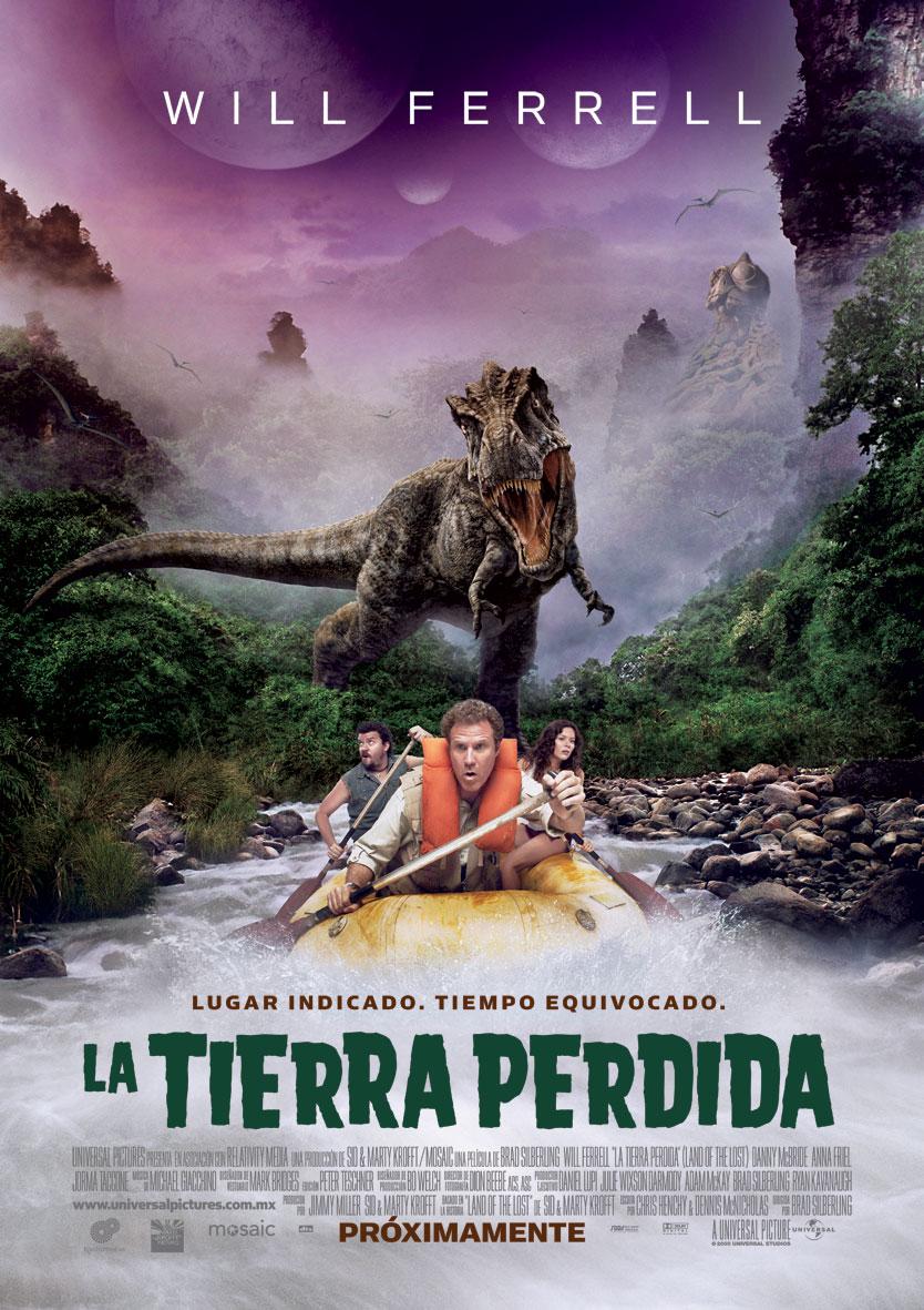 La Tierra Perdida (2009)